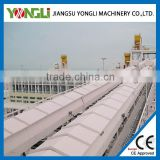 large stock construction material rice mill bucket elevator
