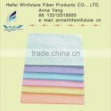 colorful paper with pe film dental bibs