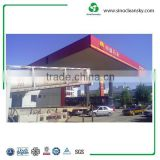 Safety CNG Compressor CNG Hydraulic Daughter Station Filling