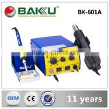 BAKU SMD 2 in 1 hot air rework station (BK-601A rework soldering station )