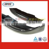 wholessale hot selling 2012 FOR BMW 3 series F30 front bumper lip splitter carbon fiber black