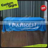Quick Show Customized Printed Banner Washable Factory Manufacture Disposable Table Cloth