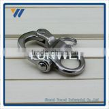 Jaw Swivel Snap Shackle With Stamped Bail
