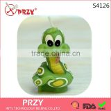 S4126 PRZY Snake small candle silicone mold holiday party supplies wholesale handmade soap molds