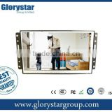 "GAD-073 OF 7"" LCD bus screen Open Frame pos and pop Advertising players for show product bus screen"