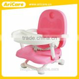 Children's Plastic Light Weight Baby Booster Seat Chair