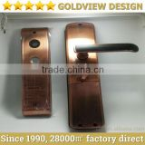 Factory directly supply for bmw door lock, zine alloy die casting for bmw door lock,door locks for aluminium doors