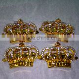 Rhinestone Crown Transfer Hotfix Motif Beatiful Rhinestone Garments Accessories