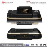 Symbol 1d barcode scanner android 4.4 support Bluetooth wireless printing with built-in GPS module