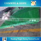 Plastic colored wear resistant CNC cutting uhmwpe Polyurethane Wear Strips for Belt Conveyor