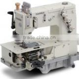 KANSAI SPECIAL DVK.B SERIES - FLATBED DOUBLE CHAIN STITCH AND BOTTOM COVER STITCH MACHINE