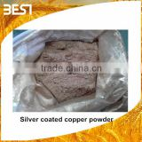 Best05SC Conductive silver pulp silver coated copper powder