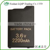2200mAh 3.6V Rechargeable for psp 1000 Battery Pack for Sony for PSP 1000 Rechargeable Battery Pack Console