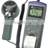 Anemometer Datalogger with Printer Air Flow/Speed/Temperature/Humidity Datalogger AZ9871