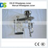 DS-W Wheatgrass Juicers/Manual Wheatgrass juicer