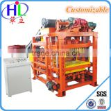 automatic concrete block making machine prices pakistan QT4-23