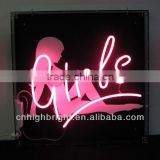 high-quality LED bar neon sign
