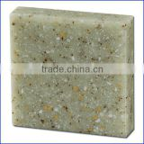 Easy clean and renewable solid surface sheet/acrylic solid surface/artificial stone sheet