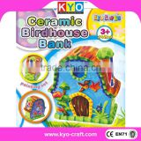 Top selling birdhouse fun arts and crafts for kids