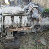 Used Engine Assembly for Mercedes Benz truck form Germany