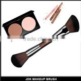 Multifunctional Face Make Up blush brush Double Sided Powder Brush