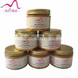Christmas Promotion!!!! whitening anti-wrinkle 24k active gold skin care facial mask wholesale