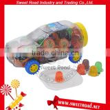 Assorted Fruity Mini Cup Jelly Pudding in Bulk