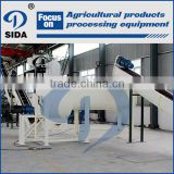 China large capacity stainless steel Tapioca/Cassava starch processing line & starch flash dryer