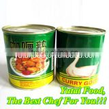 Halal Canned Curry Goose Ready to Eat
