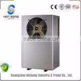 HS-27W/CR freestanding monoblock hot water with heating or cooling heat pump 8kw with copeland scroll compressor