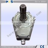 PTO variable Speed increaser Gearbox 60001 for gear pumps