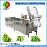 New developed fruit and vegetable washer machine with ozone, automatic air bubble fruit and vegetable cleaner
