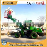 TL1500 1500kg multifunctional harvester pickup loader for sale