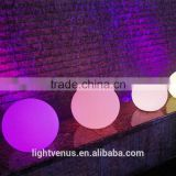 led flashing bouncing ball with multi-color lights plastic led pool balls sphere lighting