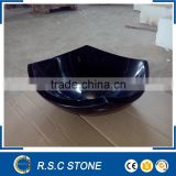 black art basin /marble sink with good price