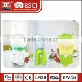 Wholesale summer public water cooler dispenser plastic beer juicer dispenser