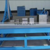 High Flatness Accuracy Various Inspections Cast Iron T Slot Bed Plate,Detection platform
