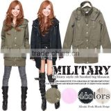 Military type Jacket from Japan