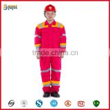 Top Performance Promotional Dupont Nomex Fabric Firefighter uniform