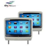 9 inch Headrest Car DVD player with wireless game and fm transmitters