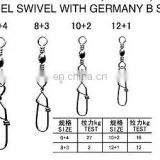 Barrel Fishing Swivels