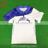 Healong Custom Design international Sports Badminton Wear High Quality Polo Shirt badminton jersey