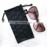 Sunglasses Pouch Letter Quilted Glasses Case