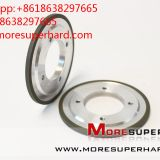 14A1  Resin bond diamond grinding wheel with high efficiency  Alisa@moresuperhard.com