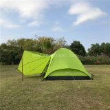 3P Camping Tent Aluminium Pole double layer 3 person Tent for outdoor hiking