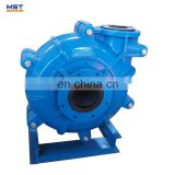 Acid abrasive centrifugal rubber sludge pumps