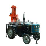 Cheap Tractor Mounted Borehole Drilling Rig Prices DTH Pneumatic Water well Drilling Rig