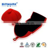 SINMARK DIY Custom wool fabric Necklace Box & Bracelet Box
