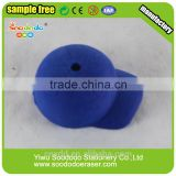 novelty hat shaped eraser special shape