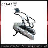 Fitness Equipment LCD screen Stair Master /sports fitness/china factory directly sale/ fitness equipment /TZ-7014